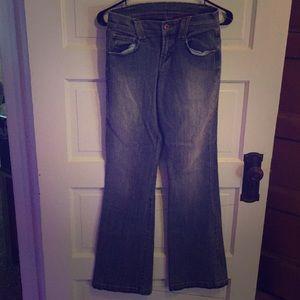 Bongo Jeans Size 7 Vintage Chic Jeans